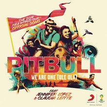 Pitbull - We are one (Ole ola)