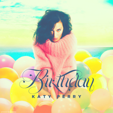 Video : Katy Perry - Birthday