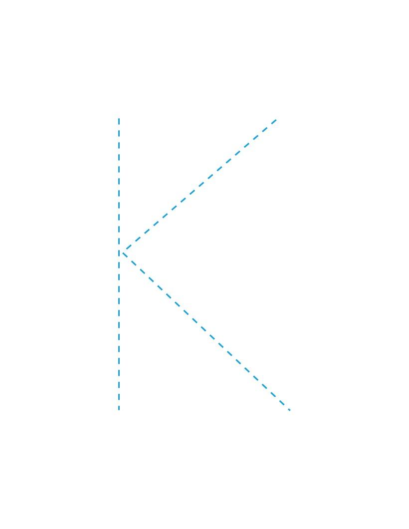 Aprender a escribir : La letra K