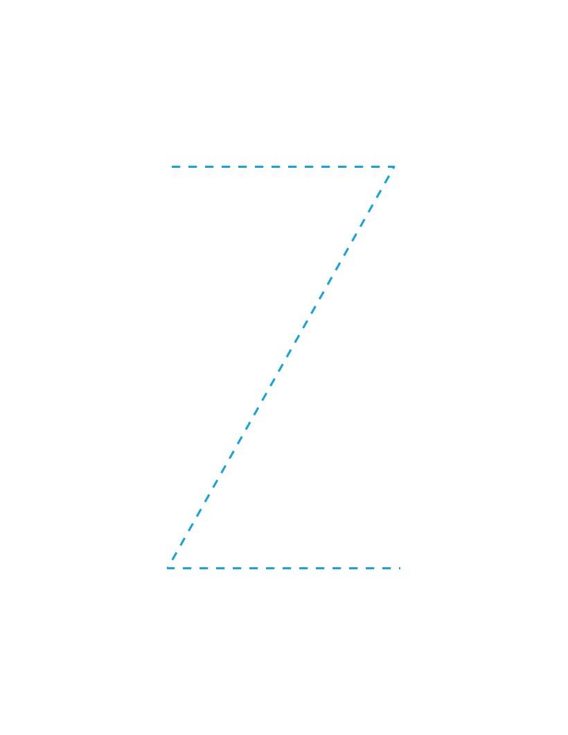 Aprender a dibujar la letra z - es.hellokids.com