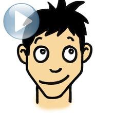 Truco para dibujar en vídeo : Dibujar un rostro