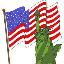 Dibujos del Día del Patriota
