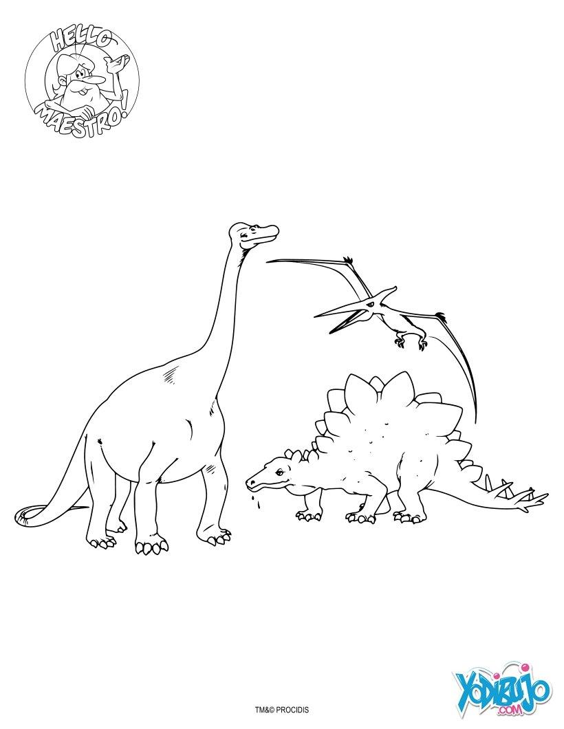 Dibujos para colorear los exploradores del medio oriente - es ...