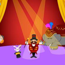 Fondo de pantalla : Circo