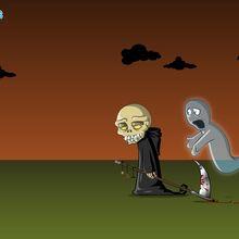 Fondo de pantalla : La Muerte