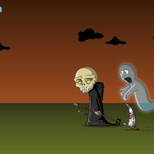 Gifs y fondo : La Muerte