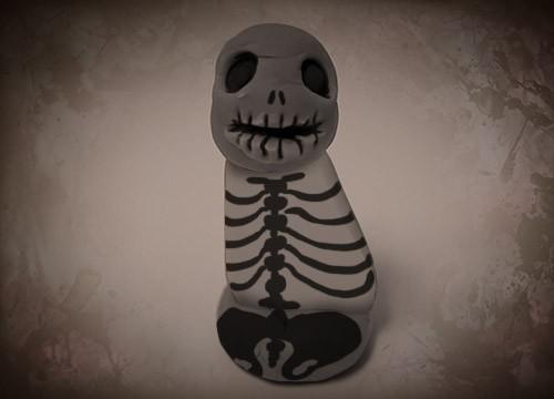 Manualidad infantil : Los monstruos de Halloween