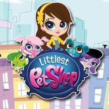 Noticia : A crear con los Littlest Pet Shop