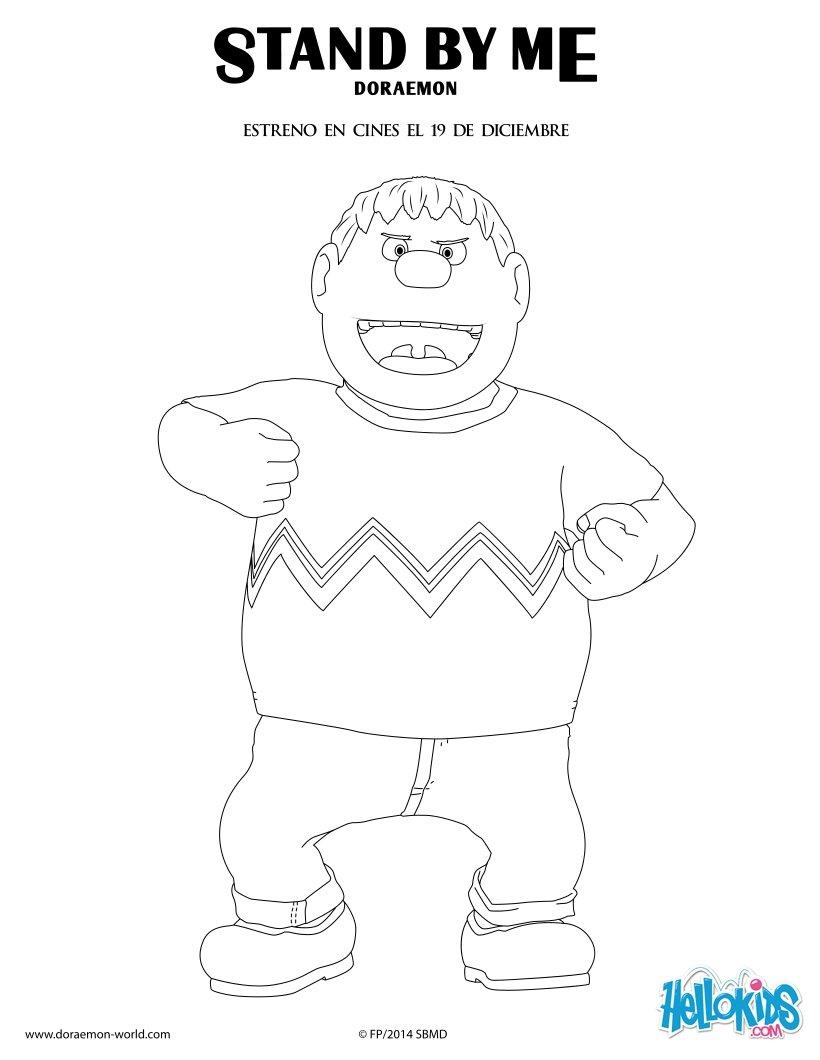 Dibujos Para Colorear Gigante Es Hellokids Com