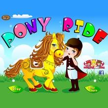 Juego para niños : Crea el Pony perfecto