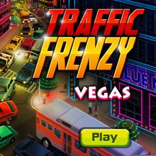 Traffic Frenzy: Vegas
