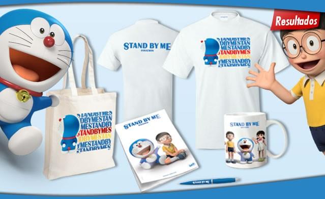 Concurso : Stand by me Doraemon