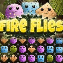 Juego para niños : Las moscas de fuego