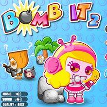 Juego para niños : Bomb it 2
