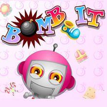 Juego para niños : Bomb it