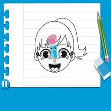Dibujar Andrea