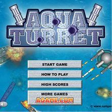 Juego online AGUA TURRET