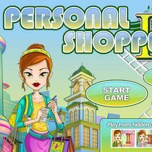 Juego online PERSONAL SHOPPER