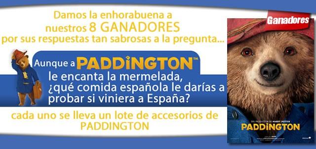 Concurso : Paddington