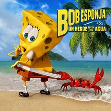 Bob esponja te invita a una masterclass de cocina