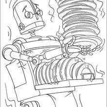 Herb el robot
