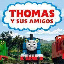 tren, THOMAS Y SUS AMIGOS para colorear
