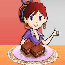Juego para niños : los Brownies de Sara