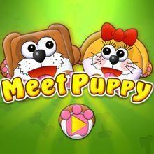 Juego para niños : Puppy está enamorado