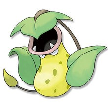 Pokemon victreebell