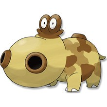 Pokemon Hippopotas