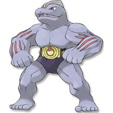 Pokemon Machoke