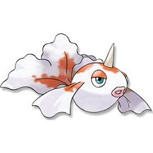 Pokemon Goldeen
