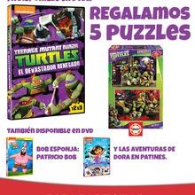 Concurso : Las Tortugas Ninja