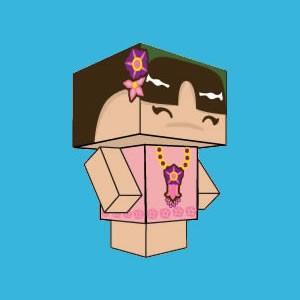 Xochi: Diosa de papel