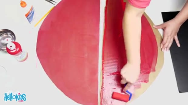 Actividades manuales de disfraz de mariquita es - Disfraz de mariquita de nina ...