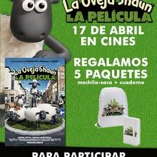 Concurso : La oveja Shaun