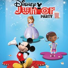 Video : Disney Junior Party