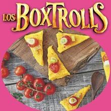 Cocinar con niños : Polenta a la Boxtrolls