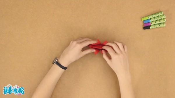 Doblado de papel : El comecoco de papel