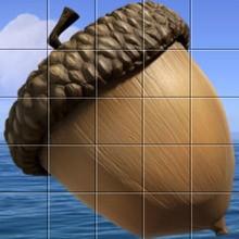 Puzzle en línea : La bellota de Scrat - Ice Age