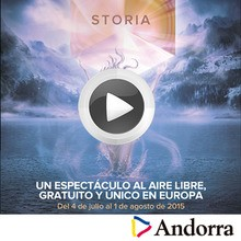 Video : Cirque du Soleil este verano en Andorra
