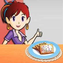 Juego para niños : Las mini tartas de Sara