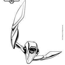 Dibujo para colorear : Steel