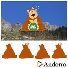 Juegos de las sombras: Andorra
