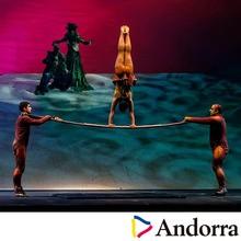Y tú, ¿conoces bien el Cirque du Soleil?
