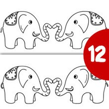 Beso de elefante