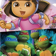 Regalamos 5 Notebooks Dora y 5 Relojes Ninja Turtles