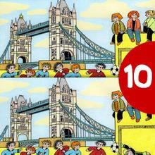 Juego de buscar las diferencias : Juego de buscar diferencias Puente de Londres