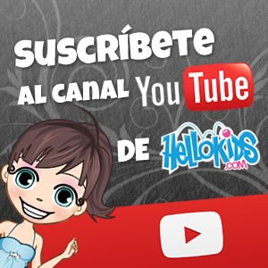 Canal YouTube de Hellokids