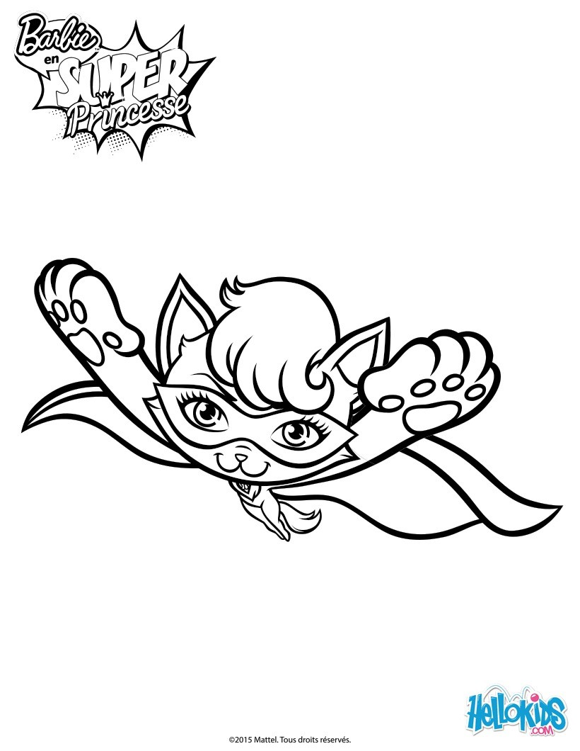 streaky the supercat coloring pages - photo#34